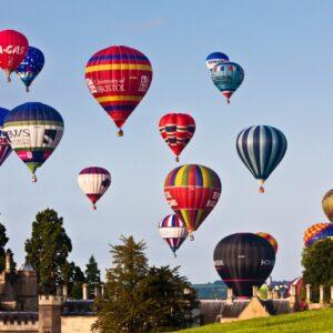 Ashton Court balloons